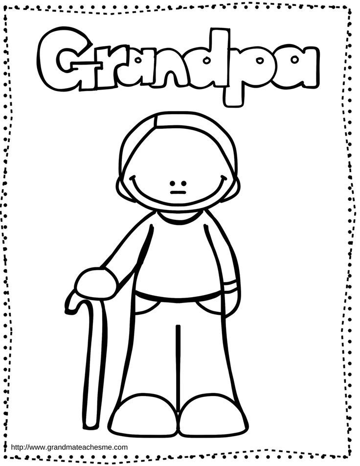 Grandparents Day Printable Gifts and Fun Activities