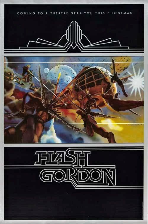 Flash Gordon.