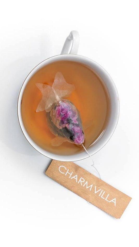 17 beste afbeeldingen over great gifts op pinterest for Fish tea bags