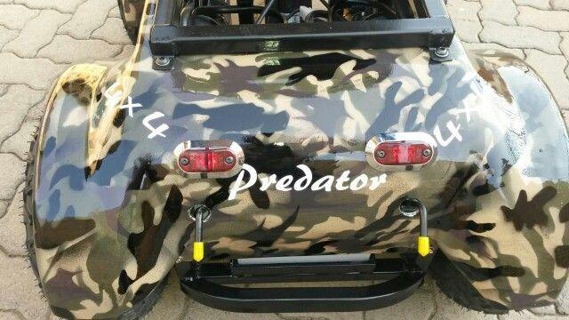 Custom spray job by Radical Mobility #Radicalmobilitycrew