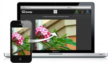 Bump App Update: Transfer Photos From Your Phone to Computer With Just a Tap - ABC News
