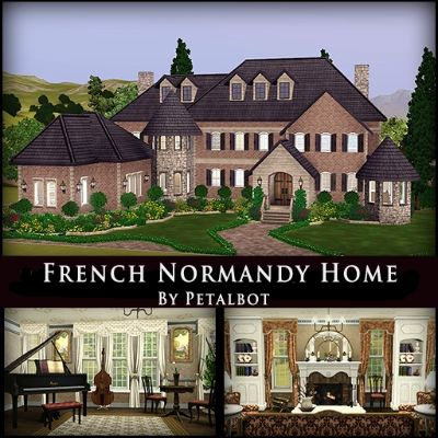 French normandy home petalbot by petalbot the exchange for French normandy house plans