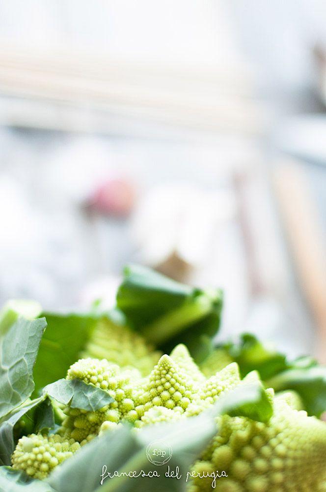 il broccolo romanesco, il bosco invernale e la vellutata....ricetta per una natale salutare!