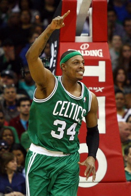 Paul Pierce----Boston Celtics  Position: Small forward  Age: 34 |Pinned from PinTo for iPad|