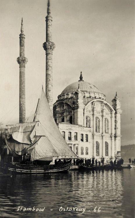 Ortaköy Camii, 1866