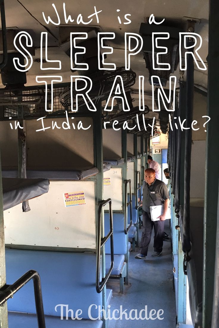 What is a sleeper train in India really like? What class should you choose? What are the beds like? What about the toilets? And the other passengers?