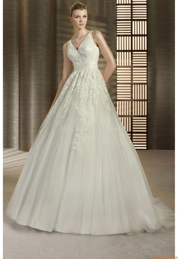Wedding Dresses White One Tarima 2012