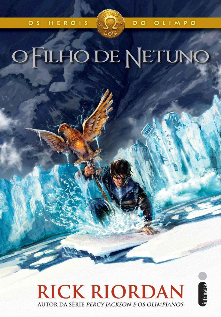"""O Filho de Netuno (Rick Riordan) Os Heróis do Olimpo #2  """"Sete meios-sangue responderão ao chamado. Em tempestade ou fogo, o mundo terá acabado. Um juramento a manter com um alento final, E inimigos com armas às Portas da Morte afinal.""""  http://blablablaaleatorio.com/2012/11/21/o-filho-de-netuno-rick-riordan/"""