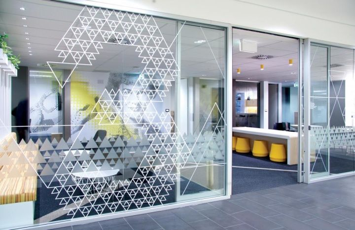 3M headquarters by THERE Sydney Australia 3M headquarters by THERE, Sydney   Australia; brand essence