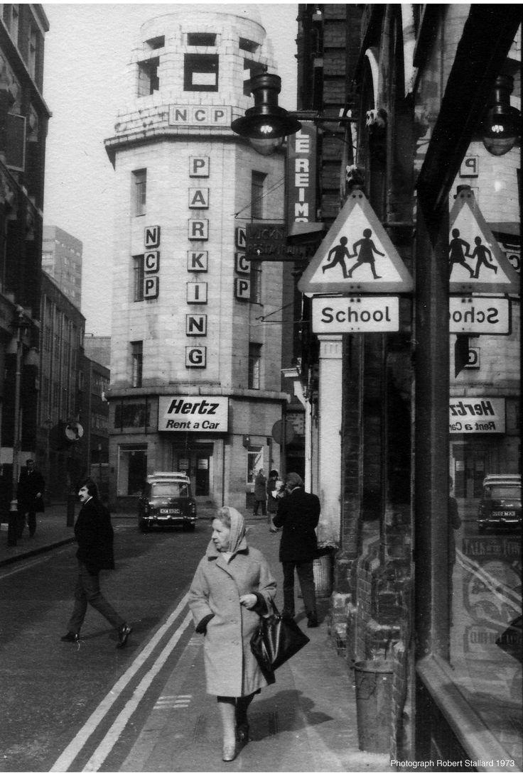 старый лондон сохо старые фото