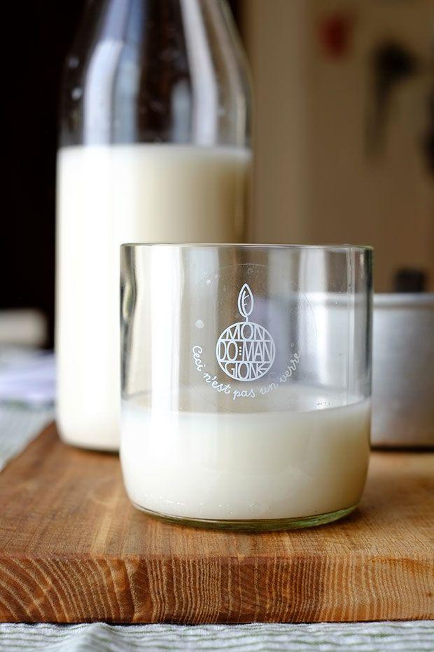 Latte di avena fatto in casa - GranoSalis - Blog di cucina naturale e consapevole