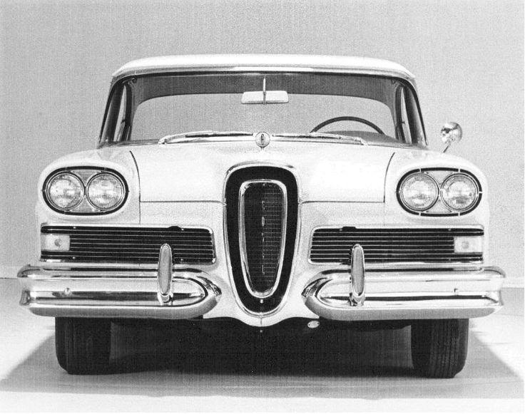 Best Car Ford Edsel Images On Pinterest Vintage Cars Photo