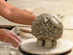 כבשים מקרמיקה - חיפוש ב-Google