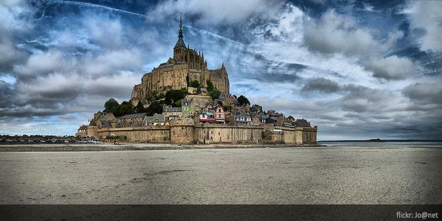 mont-saint-michel-france