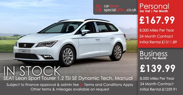 SEAT LEON SPORT TOURER  1.2 TSI SE Dynamic Technology 5dr