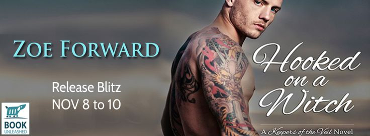 Teatime and Books: Release Blitz ~ Hooked on a Witch - Keepers of the...