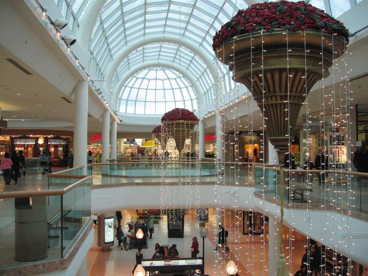 Square One Shopping Centre in Mississauga, ON