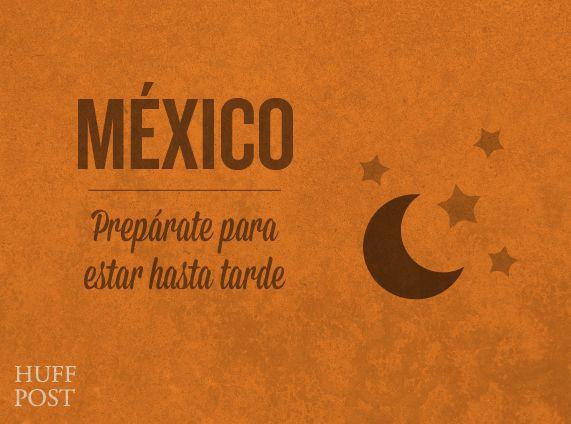 Discovery | Costumbres alrededor del mundo | The Huffington Post nos presenta algunas de las costumbres en torno a la mesa en distintos países. ¡Protocolos a tener en cuenta! | México