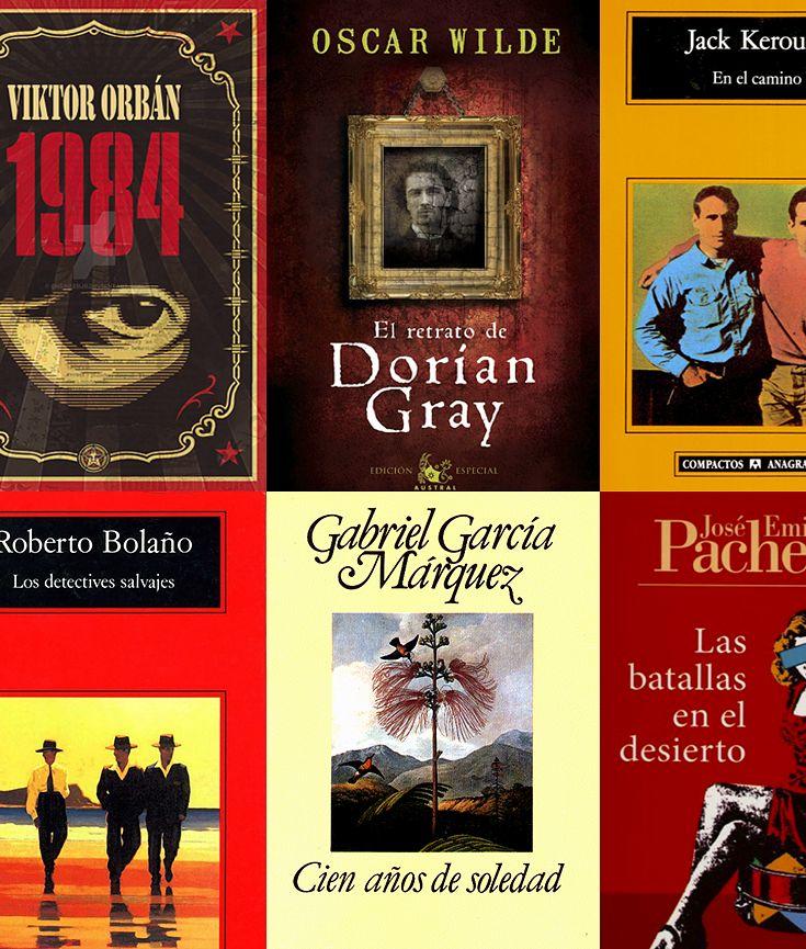 125 Libros que debes leer antes de los 30