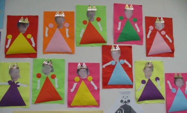 mur de princesses