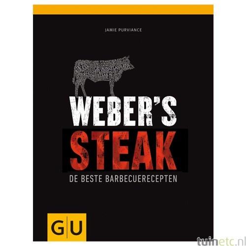Kookboek Webers Steak