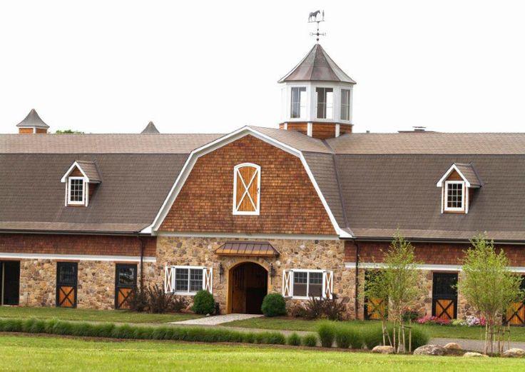 Large Barns – Large Horse Barns | KingBarns.com..... Breathtaking