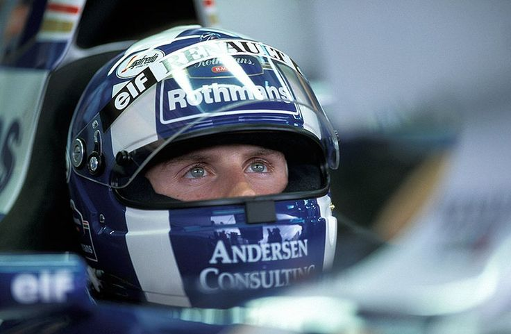 David Coulthard, Williams FW17 - Renault RS7 3.0 V10 (Argentine 1995)
