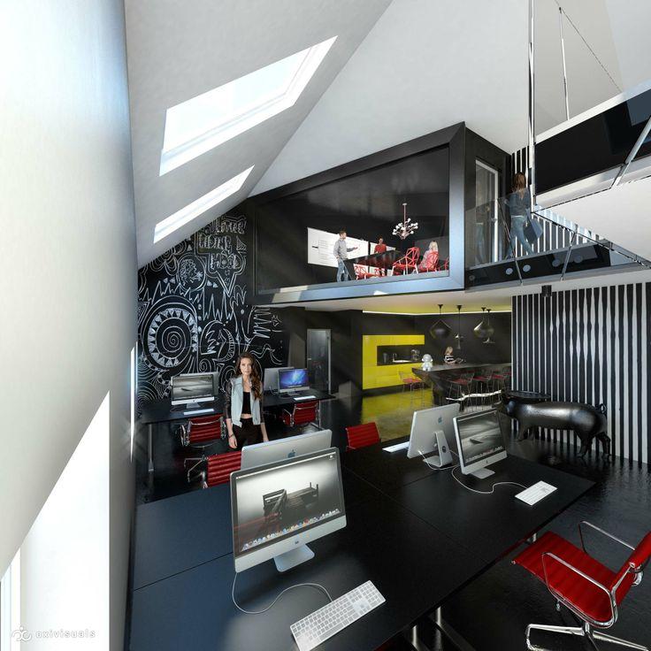 Interior | Eger- Kontorlokaler | Malling & Co