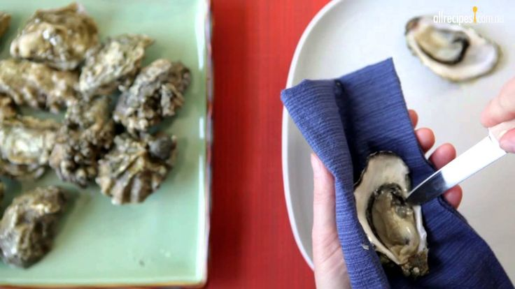 Japanese Oyster Shooters