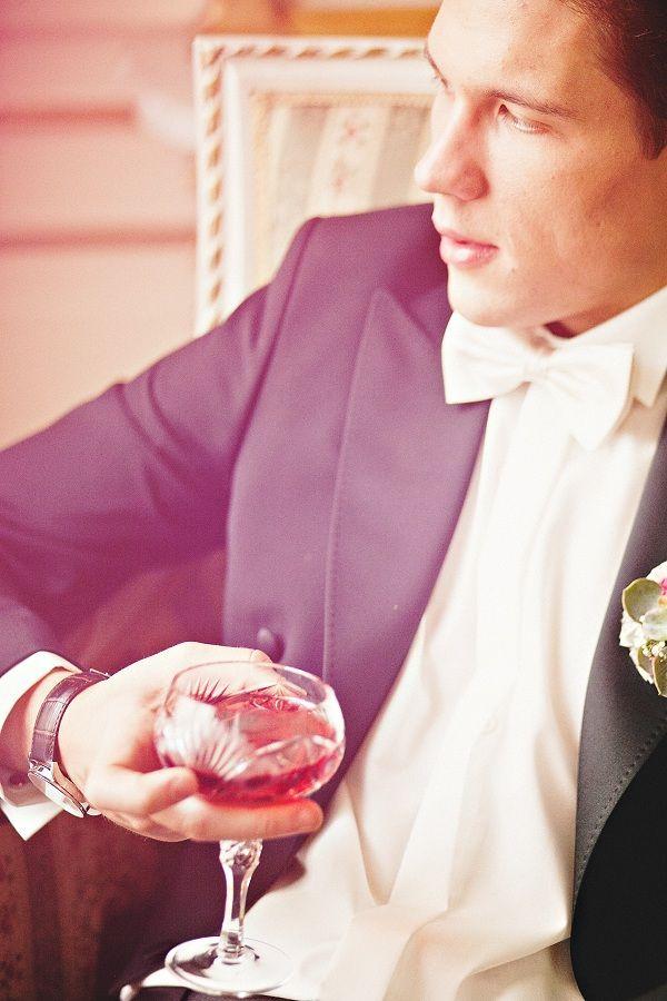 Pan Młody vintage wesele vintage, vintage wedding