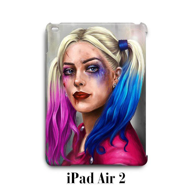 Harley Quinn iPad Air 2 Case Cover