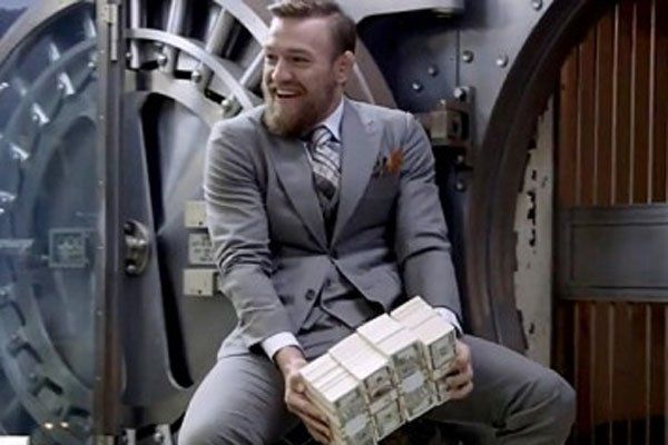 Three Years Ago Connor McGregor Collected Welfare He's Made Over 40 Million In 2016 | Under18CEO http://ift.tt/2ftb0Cv Love #sport follow #sports on @cutephonecases