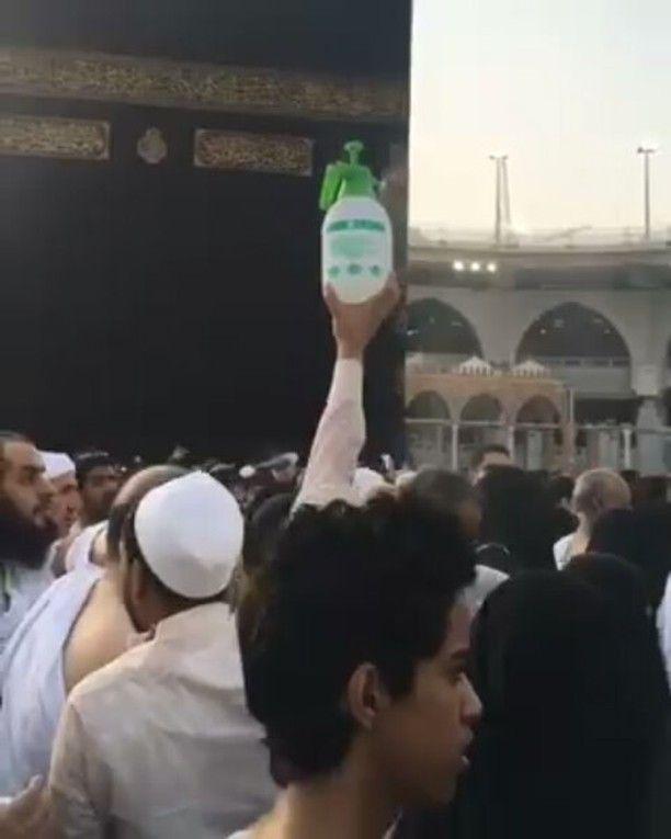 Beautiful view Of Ka'bah #  Masha'Allah ♡ ♡ Subhan Allah, Allah Akbar #TheCityThatNeverSleeps ☺ #subhanAllah #Mecca #makkah #mecca_live #makkah_live #MasjidAlharam #Ramadan2016
