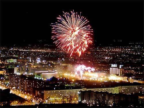 День города Шадринск 2014. Праздничные мероприятия (15-16 августа)