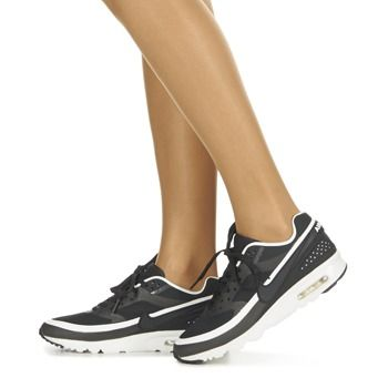 Nike AIR MAX BW ULTRA W Noir / Blanc pas cher prix Baskets Femme Spartoo 145.00 €