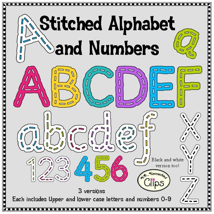 Best Letters And Numbers Images On   Numbers