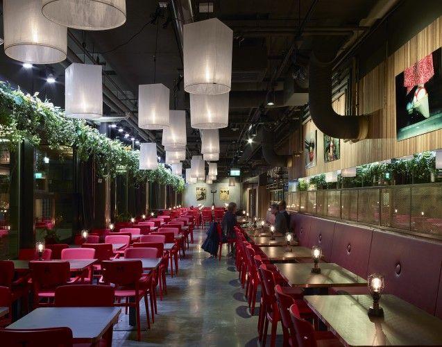 Food 'n' bewerage Restaurant in Stockholm. SSARK.SE
