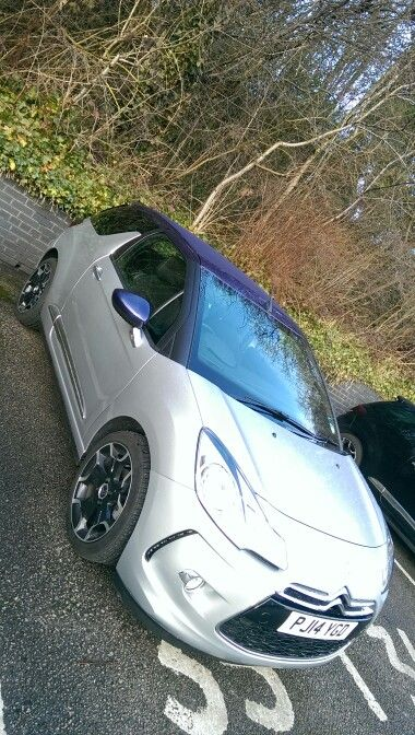 Hopefully get Citroen DS3 later on in the year Roma Colours of course :)