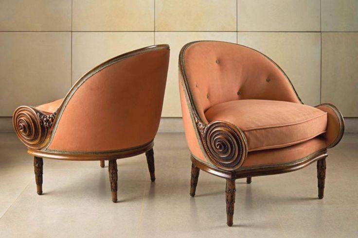 La Galerie Vallois  consacre une exposition aux meubles de Paul Iribe (1883-1935) un des pionniers de l'Art déco.