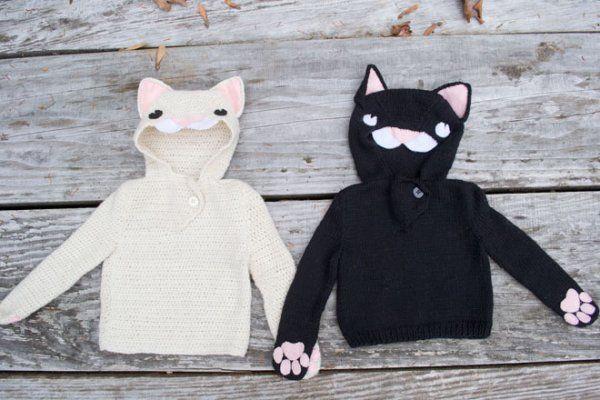 Bottom-Up Boy Crochet Free Girl Knit Patterns Pullover Unisex
