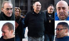 FBI arrest real life Goodfellas for infamous 1978 Lufthansa heist http://en.wikipedia.org/wiki/List_of_victims_of_the_Sicilian_Mafia