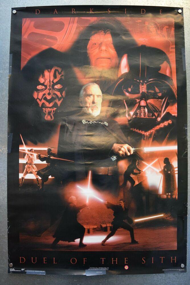 Jigsaw Star Wars Episode 3 Revenge Of The Sith 100 Piece Puzzle Obi Wan Anakin Emperor Monalisa Tiles Com