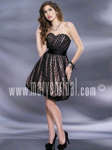 Astra Formal - Kiss Kiss 3787 | Size 6 Black