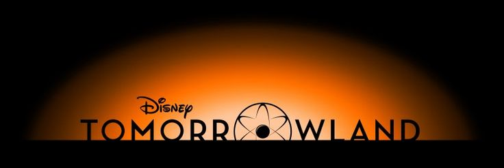 Revelado el logo de la nueva película de Disney, Tomorrowland, un proyecto inspirado en un área de un parque temático que ilustra las posibilidades de la tecnología en el futuro. La película será  dirigida por Brad Bird con guión de Damon Lindelof y Jeff Jensen, con Hugh Laurie y George Clooney como protagonistas. ¿Qué tal?