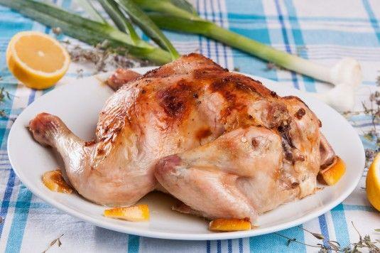 Печено пиле на фурна | Супичка - пътеводител на новака в кухнята