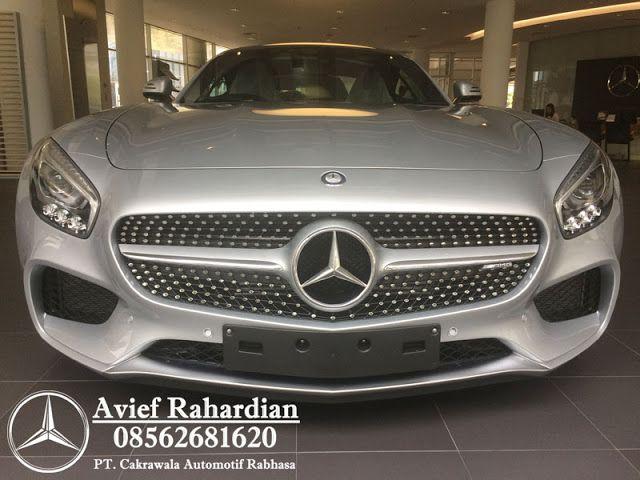 Harga Terbaru Mercedes Benz | Dealer Mercedes Benz Jakarta: Harga Mercedes Benz AMG GT S tahun 2017