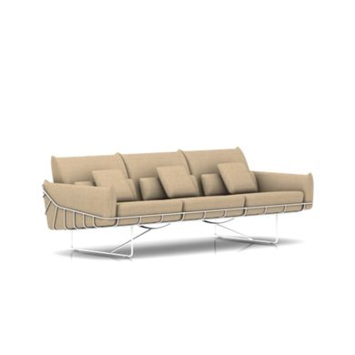 Wireframe Sofa - Sofas - Sofas and Beds - Herman Miller Official Store