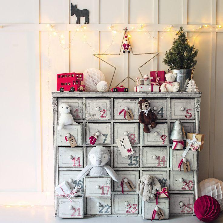 Christmas advent | The White Company