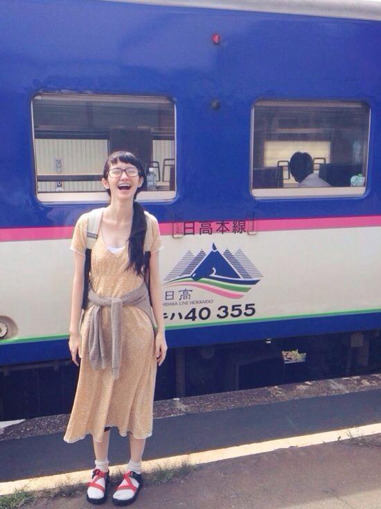 Tumblr: bonjour700: Saya Ichikawa Official Web Site > from the planet nerd [市川紗椰 オフィシャルサイト]
