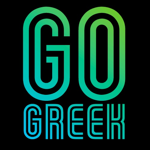 Go Greek, Panhellenic, Recruitment T-Shirt *All designs can be customized for your organization or chapter's needs!